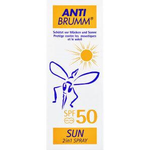 Anti Brumm SPF 50 Sun 2 en1 Spray (150ml)