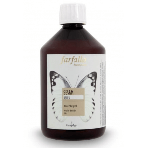 Farfalla Sesame Detox Organic Care Oil (500ml)
