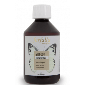 Farfalla Wildrose Organic Care Oil (250ml)