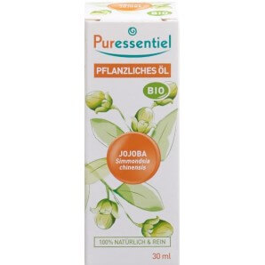 Puressentiel Organic Jojoba Vegetable Oil (30ml)
