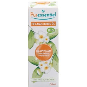 Puressentiel Organic Calophyllum Vegetable Oil (30ml)