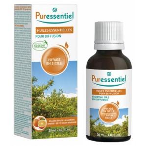 Puressentiel Trip in Sicily Essential Oils for Diffusion (30ml)