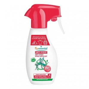 Puressentiel Spray Répulsif Anti-Piqûres Vêtement (150 ml)