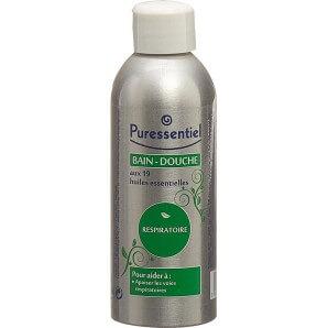 Puressentiel Bain Douche Pour Système Respiratoire 19 Huiles Essentielles (100 ml)
