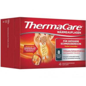 Thermacare de plus grandes zones de douleur (4 pièces)