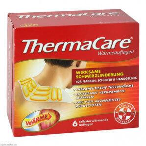 Thermacare Nacken/Schulter Auflage (6 Stk)