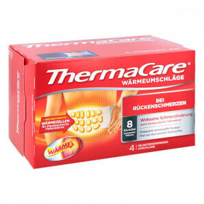Thermacare back cover S-XL (4 pcs)
