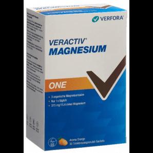 VERACTIV Magnesium One (30 Beutel)