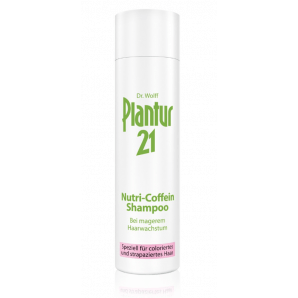 Plantur 21 Nutri-Caffeine Shampoo (250ml)
