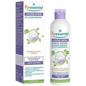 Puressentiel INTIMATE HYGIENE Organic Gentle Cleansing Gel (250ml)