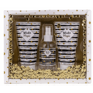 Accentra gift set WINTER MAGIC Body (3 pieces)