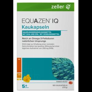 Equazen IQ Kaukapseln (180 Stk)