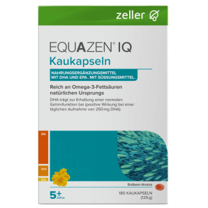 Equazen IQ chewing capsules (180 pcs)