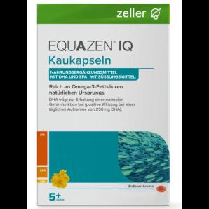 Equazen IQ Kaukapseln (60 Stk)