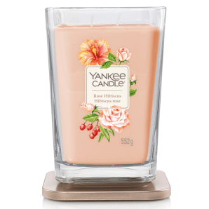 Yankee Candle Rose Hibiscus Elevation Vessel (large)