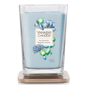 Yankee Candle Sea Minerals Elevation Vessel (large)