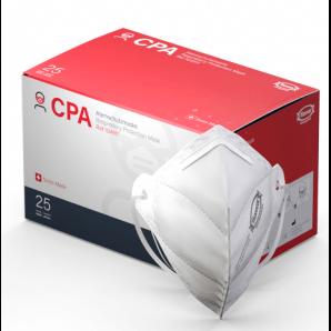 FLAWA CPA Atemschutzmaske FFP2 Standard (25 Stk)