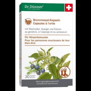 Dr. Dünner minces de déshydratation d'ortie (30 pièces)