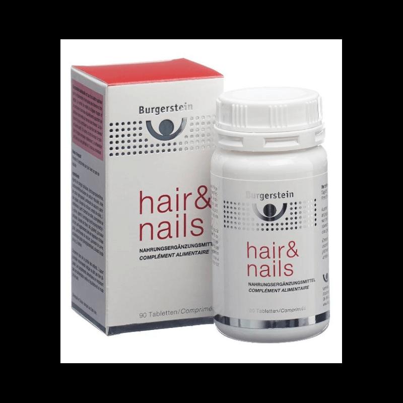 Burgerstein Hair & Nails Kapseln (90 Stk)