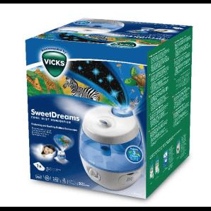 VICKS SweetDreams 2-in-1 Ultraschall Luftbefeuchter (1 Stk)