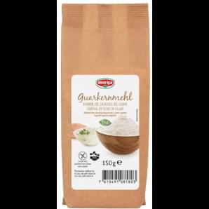 MORGA Bio Guarkernmehl glutenfrei (150g)