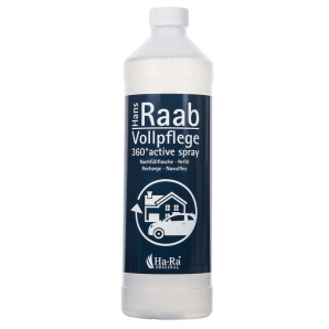 Hans Raab full care 360 ​​° active spray storage bottle (1000ml)