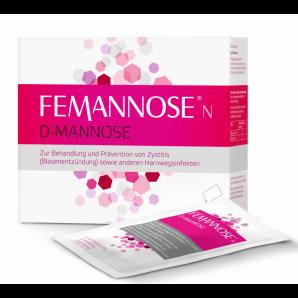 Femannose D-Mannose (14 Beutel)