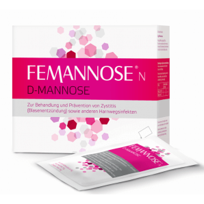 Femannose D-Mannose (14 sachets)
