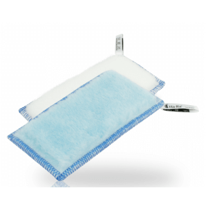 Hans Raab blue cleaning cloth (1 piece)