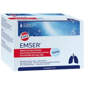 EMS Emser Inhalation Solution (20x5ml)