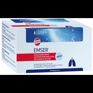 EMS Emser Inhalation Solution (60x5ml)