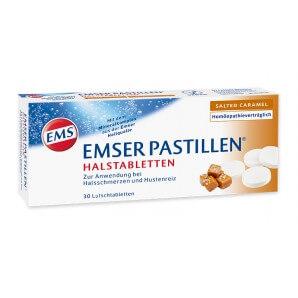 EMSER Pastilles Salted Caramel (30 pcs)