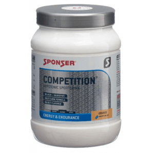 Sponser Competition Powder Orange (1000g)