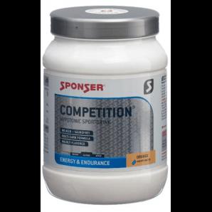 Sponser Competition Pulver Orange (1000g)