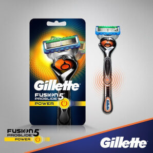 Gilette - Fusion 5 ProGlide Flexball Power Rasierapparat (1 Stk)