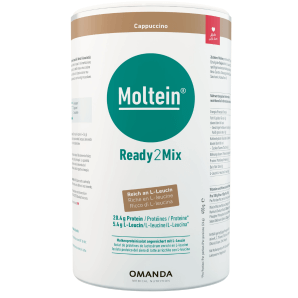 Moltein Ready2Mix Cappuccino (400g)