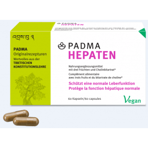 PADMA HEPATEN Kapseln (60 Stk)