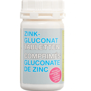Phytomed zinc gluconate tablets (500 pieces)