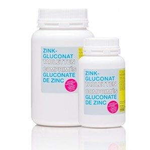 Phytomed zinc gluconate tablets (1000 pieces)