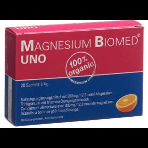 Magnesium Biomed Uno (20 pièces)