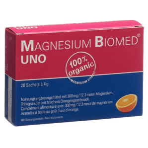 Magnesium Biomed Uno (20 Stk)