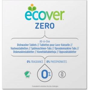 Ecover Zero Geschirrspül-Tabs (500g)