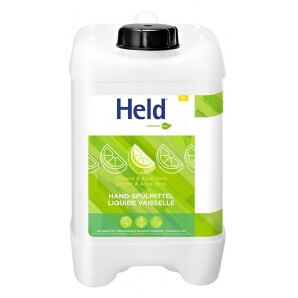 Held Hand Washing-up Liquid Lemon & Aloe Vera (5l)