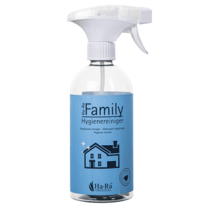 Ha-Ra Family hygiene cleaner spray bottle empty (500ml)