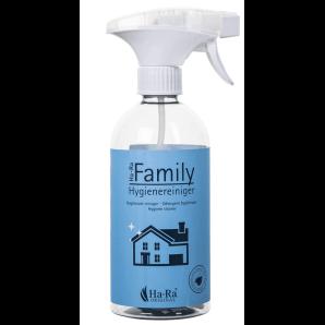 Ha-Ra Family Hygienereiniger Sprühflasche leer (500ml)