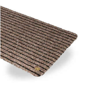 Ha-Ra Innen-Fußmatte Purus Soft Premium schwarz-braun (60x40cm)