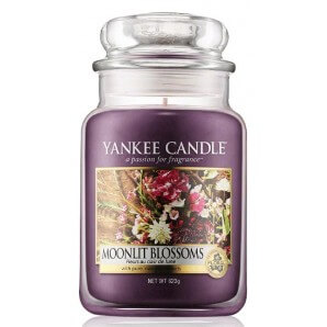 Yankee Candle moonlit blossoms (large)