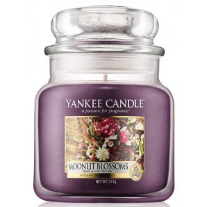 Yankee Candle moonlit blossoms (medium)