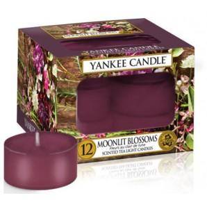 Yankee Candle moonlight blossoms tealights (12 pcs)