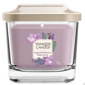 Yankee Candle Sugared Wildflowers Elevation Vessel (small)